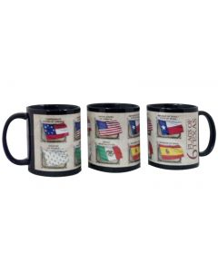 Six Flags Over Texas Mug