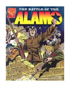 The Battle of the Alamo (Graphic History)