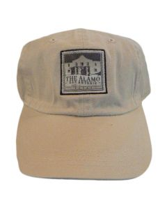Bone | The Alamo Vintage-Look Baseball Cap