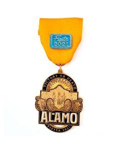 Alamo 2020 Fiesta Medal