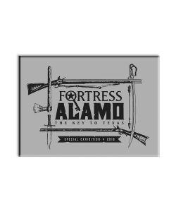 Fortress Alamo Magnet