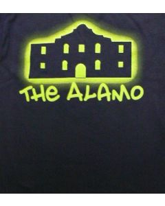 Youth The Alamo Glow-In-The Dark Tee