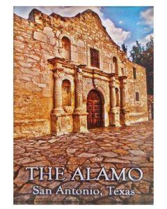 Acrylic Alamo Magnet