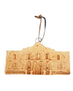 Alamo Pottery Ornament