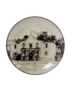 Alamo Dinner Plate
