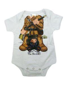 Infant Davy Crockett Onesie