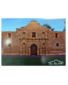Alamo Front View Magnet