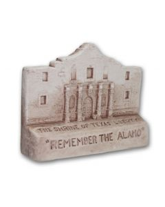 The Alamo Figurine