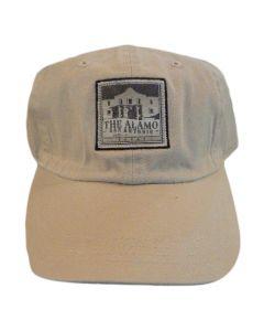 Bone | The Alamo Vintage-Look Baseball Cap