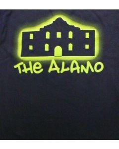 Youth The Alamo Glow-In-The Dark Tee
