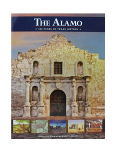 The Alamo Guidebook: 300 Years of Texas History