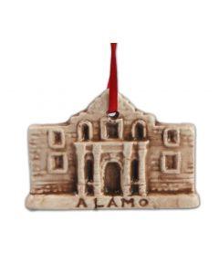 The Alamo Figurine Ornament