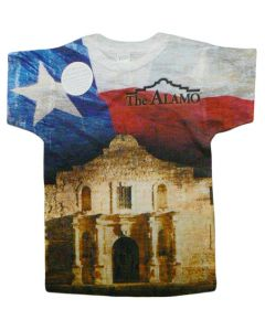 Youth Alamo Sublimation Tee