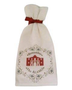Remember the Alamo Tea Towel