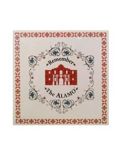 Alamo Trivet Tile